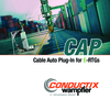 CAP Cable Auto Plug-In for E-RTGs